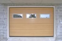 Lesena dvizna vrata