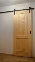 Vrata rustikalno okovje
