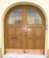 Obokana vhodna vrata