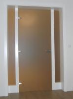 Prehodna steklena vrata