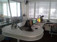 Studijska miza radio 1