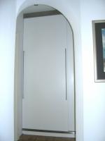 Omara z drsnimi vrati